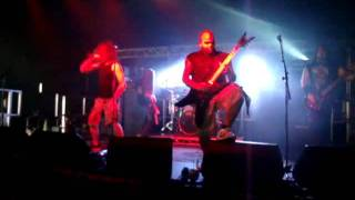 Wolfcrusher - Skeletonizer (Part 2)  [Live at Bloodstock Open Air 2011]
