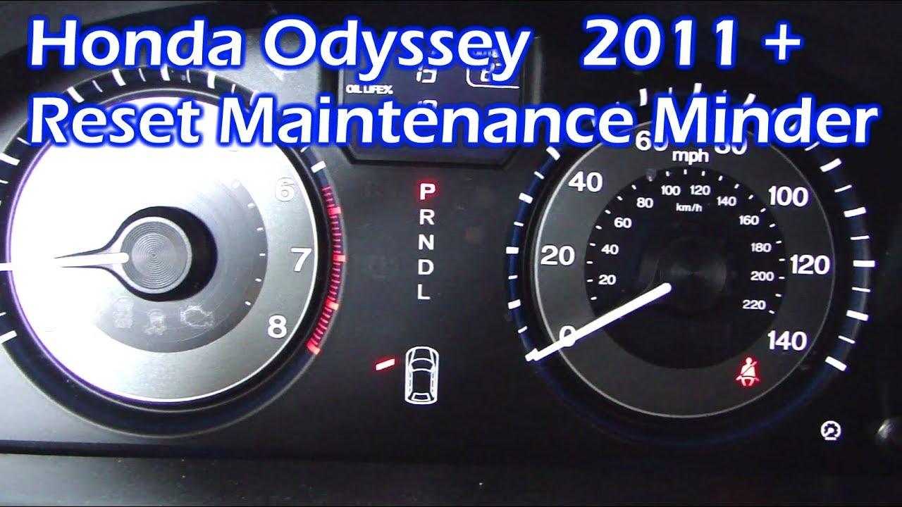 Unique honda accord maintenance codes honda civic and for Honda maintenance minder codes