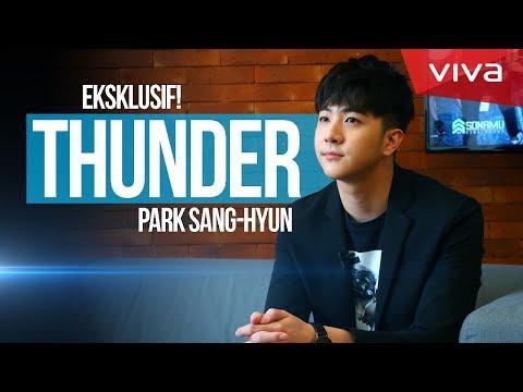 Ngobrol Bareng Thunder Eks MBLAQ, Bikin Gagal Fokus!