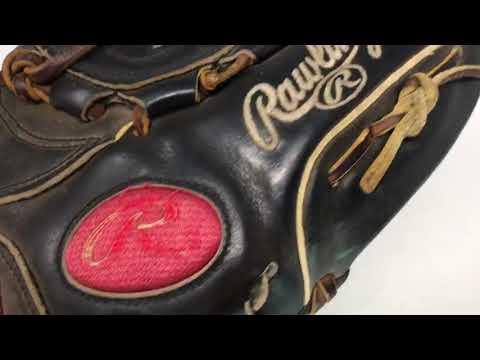 Scarce Original Rawlings Heart Of Hide PRODJ2 Baseball Glove Derek Jeter