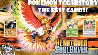 Pokémon TCG History - Heartgold Soulsilver