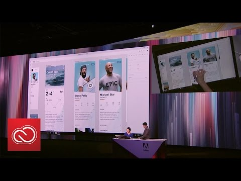 Adobe XD: Future Impressions from Adobe MAX | Adobe Creative Cloud