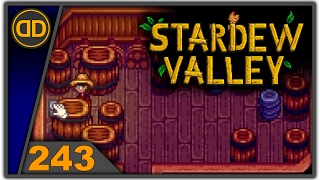 Stardew Valley - Das Secret im Saloon - ???Pinky Lemon??? #243 [Let's Play] [deutsch / german]