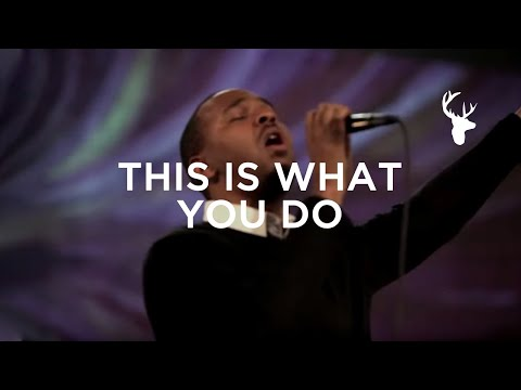 This is What You Do - William Matthews