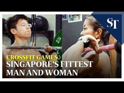 Singapore's fittest man and woman | The Straits Times