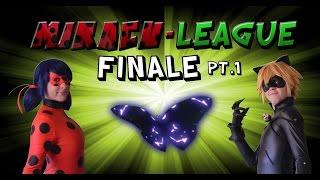 miracu league miraculous ladybug and cat noir episode 7 finale pt 1