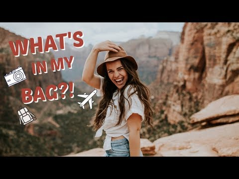 What's In My Bag: Destination Wedding Photographer Guide!