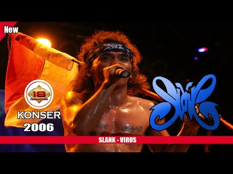KONSER - SLANK - VIRUS @LIVE SURABAYA 2006