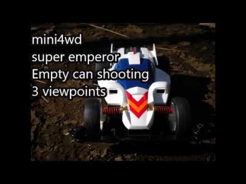 Mini4wd dash 01