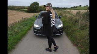 видео Audi S4 Avant