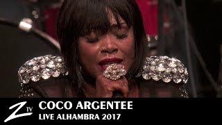 Coco Argentée - Le Crayon de Dieu & Ndjamena - Alhambra Paris 2017 - LIVE HD