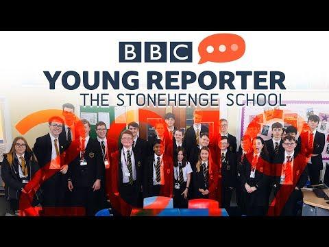 BBC Young Reporter 2019 - The Stonehenge School