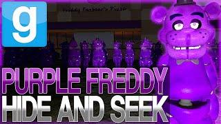 garry s mod   ultimate purple freddy hide and seek   gmod five nights at freddy s 3 mini game