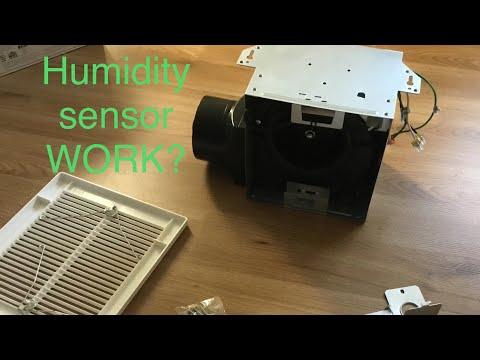 bath-exhaust-ventilation-fan-with-humidity-sensor-review---hampton-bay-bpt13