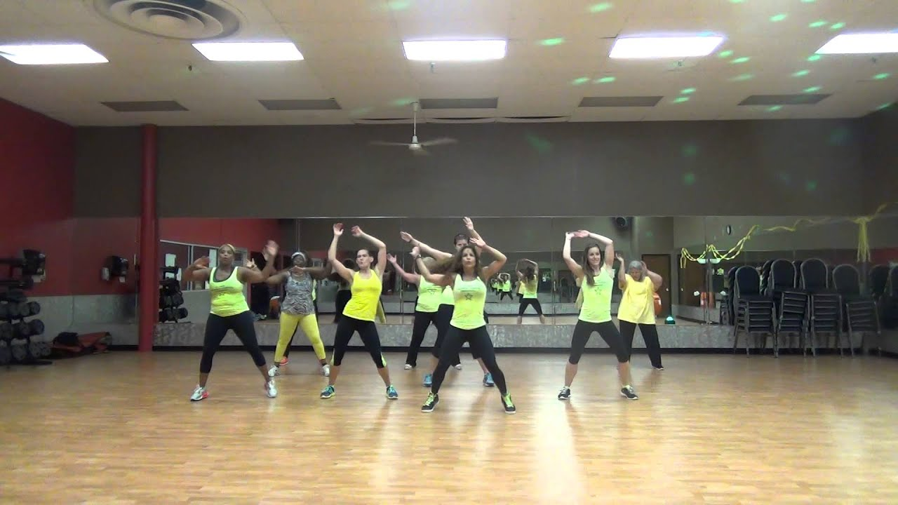 Virtual diva by don omar choreo by natalie haskell for dance fitness youtube - Virtual diva don omar ...