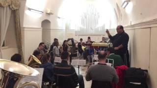 La banda Città di Giovinazzo si prepara alla stagione 2017
