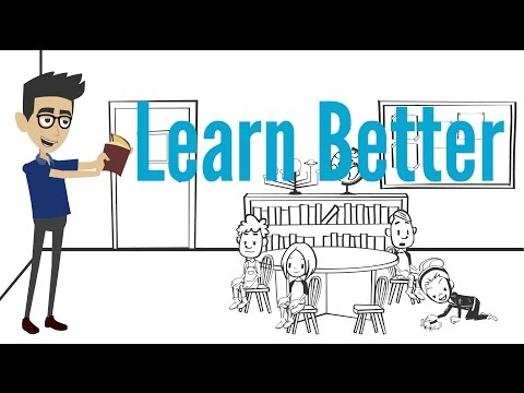 How to Learn/Study effectively - Benedict Carey - Book Recommendations