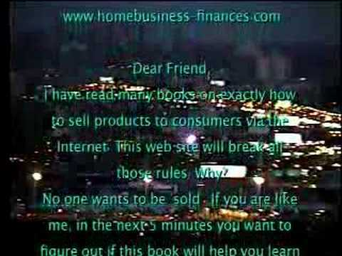 Home Business: The Better Way to Independent Finances thumbnail