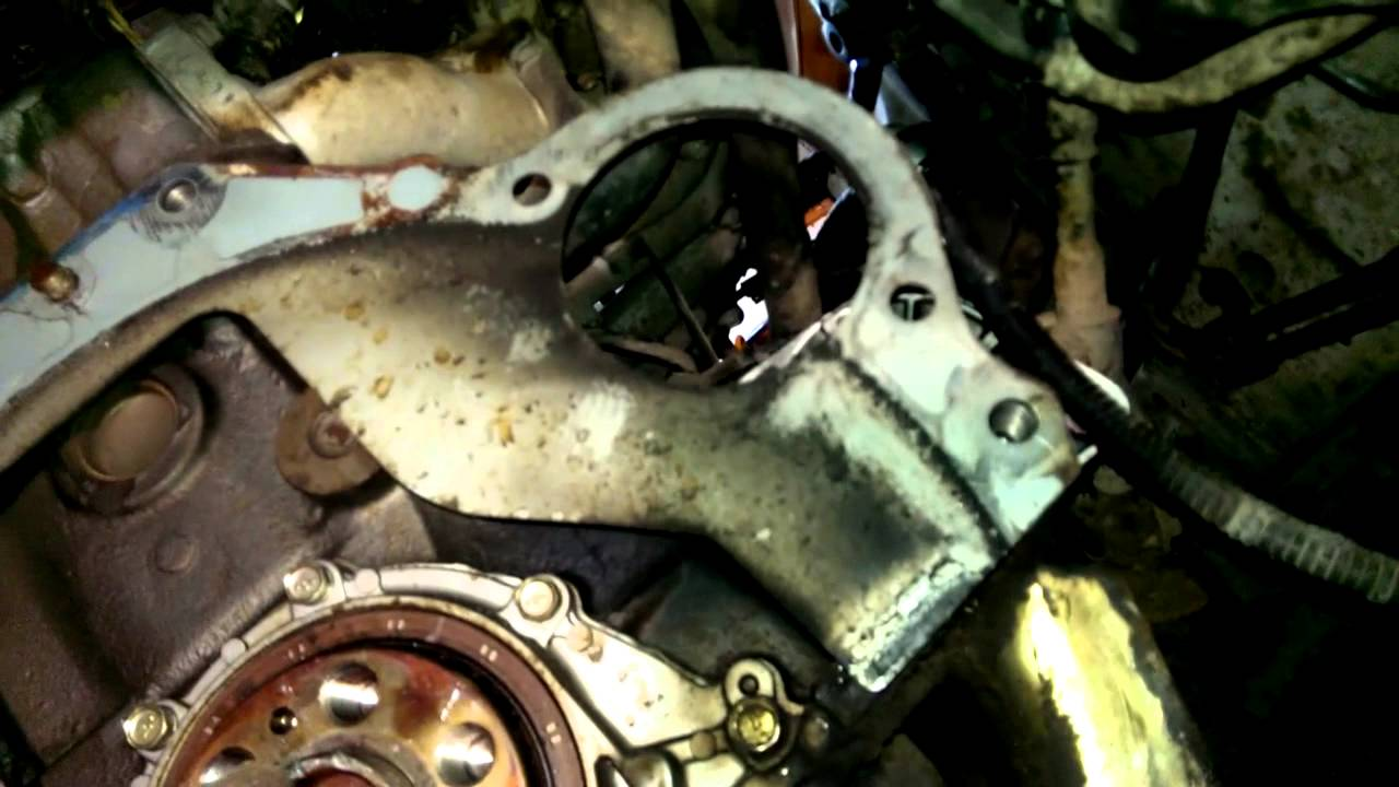 Свап 139 го мотора в Хонду