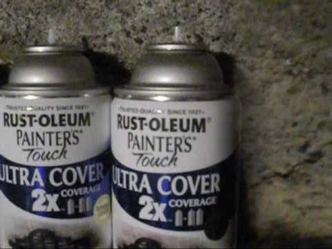 Rust Oleum Painters Touch Ultra Cover 2x Review Youtube