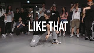 Like That - Memphis Bleek / Junsun Yoo Choreography