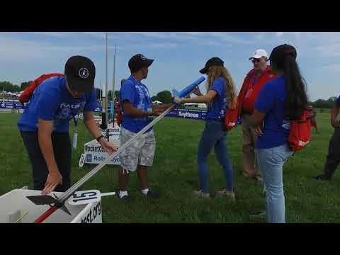 Georgia Students Crowned America's Top Teen Rocket Scientists