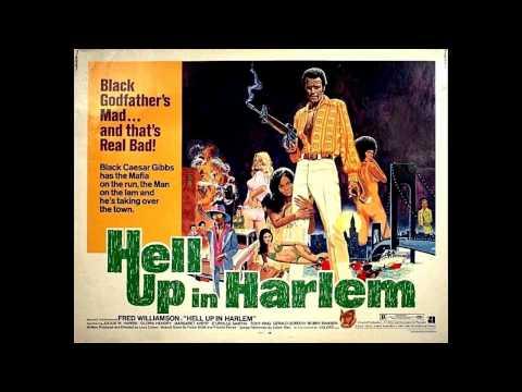 Hell Up in Harlem (1973) Radio Spot