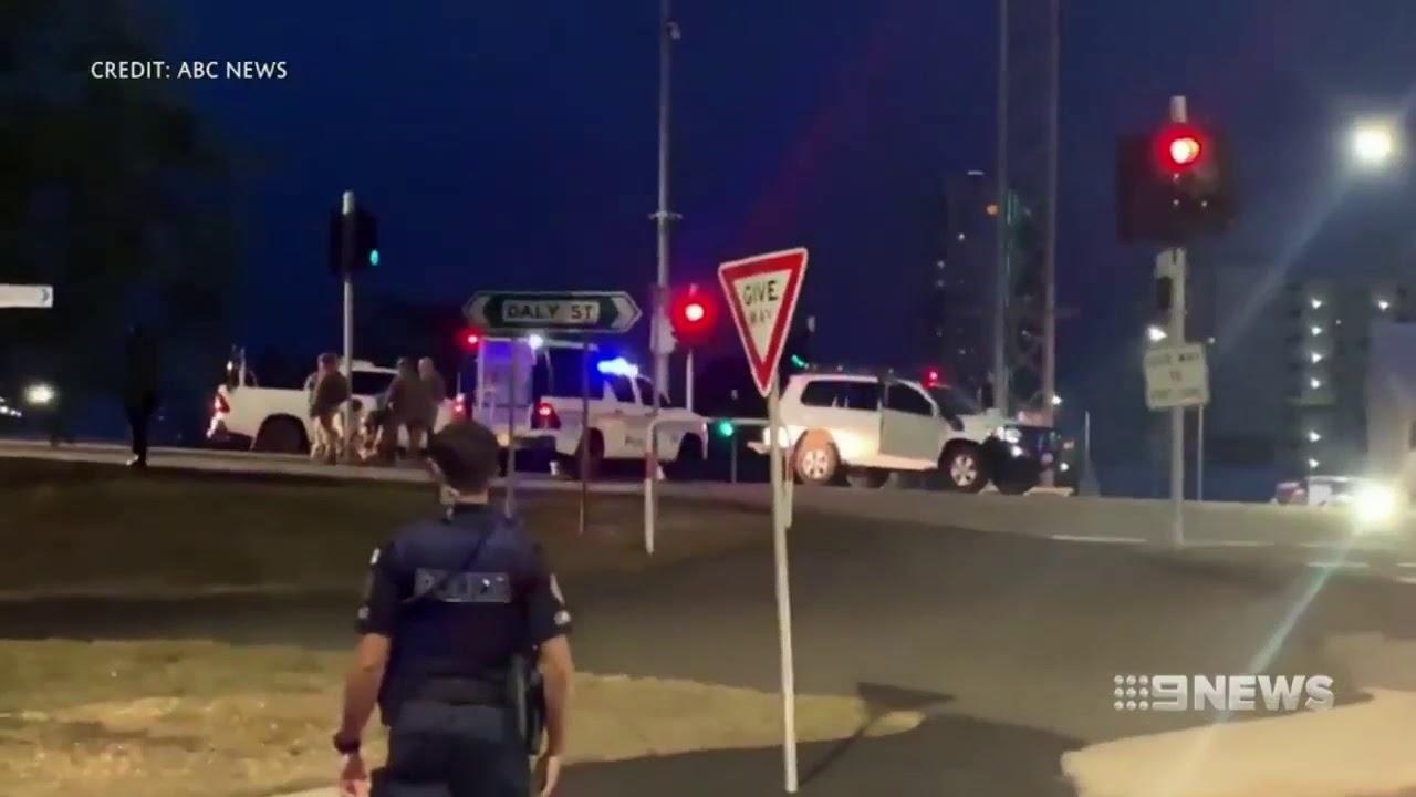 Darwin Shooting   9 News Perth