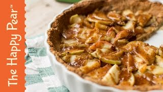 How To Make An Apple Pie  - The Happy Pear - Dairy Free, Refined Sugar Free