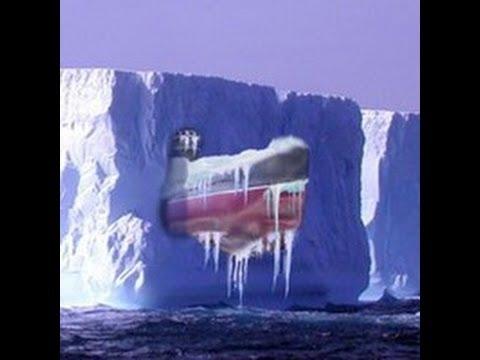 Ученые нашли космический корабль подо льдами антарктиды