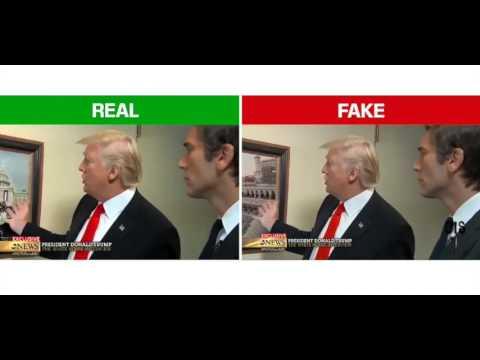 Fake Trump video on Makkah goes viral