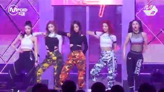 MPD직캠 있지 직캠 4K '달라달라DALLA DALLA' ITZY FanCam   @MCOUNTDOWN 2019 2 14 Full HD
