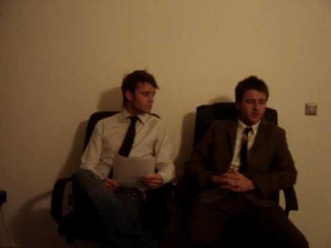 Adam and Mark PR interview