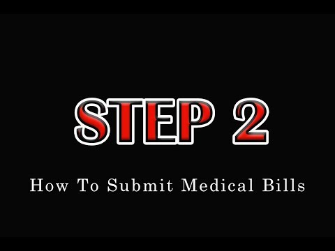STEP 2 - How To Submit Medical Bills To CHM