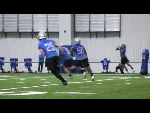 Detroit Lions  Training Camp 2018