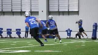 Detroit lions  training camp 2018