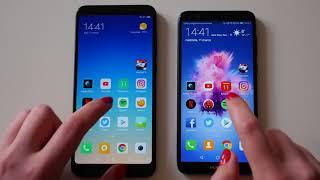 Porównanie: Huawei P Smart vs Xiaomi Redmi 5 Plus