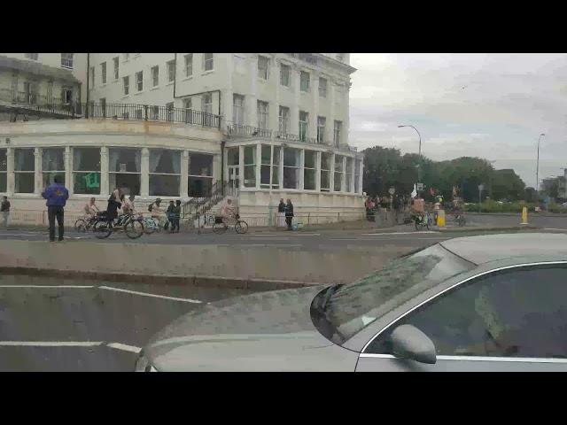 Brighton naked bike ride 2019