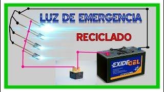"Como hacer luces de Emergencia ""CASERO"""