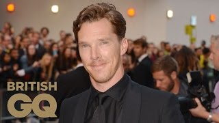 Benedict Cumberbatch: Actor Of The Year | Men Of The Year Awards 2014 | British GQ