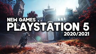 TOP 10 BEST NEW Upcoming PS5 Games of 2020 & 2021 (4K 60FPS)