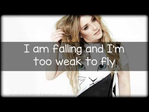 Ella Henderson - All Again (Lyrics on screen + No Pitch Change)