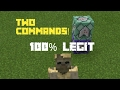 Minecraft Pocket Edition | How to Shape Shift into any mob! | Command Block