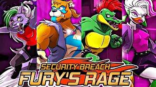 Nuevo JUEGO OFICIAL de Five Nights at Freddy's !! - FNAF Security Breach: Fury's Rage (Completo)