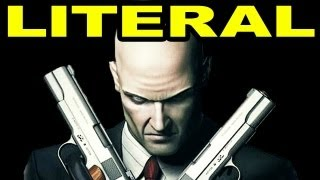 Repeat youtube video LITERAL Hitman Absolution Trailer