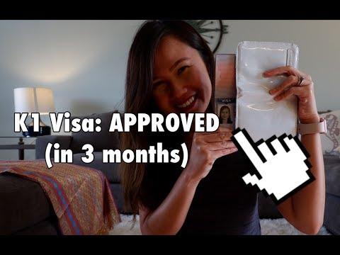 K1 Visa Interview | Fiance Visa Interview | US Embassy in the Philippines
