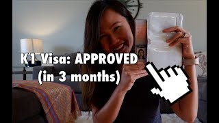 K1 Visa Interview | Fiance Visa Interview | US Embassy in the Philippines