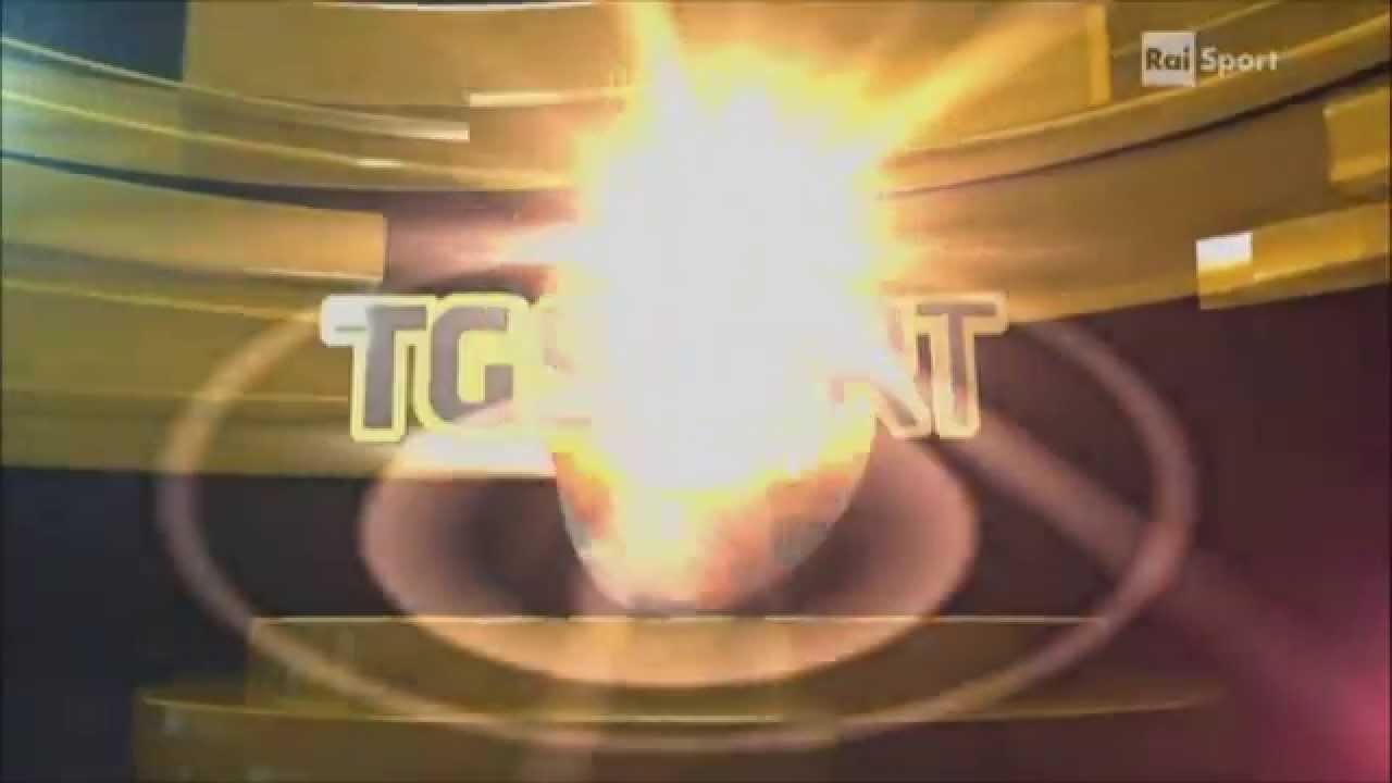 Rai Sport - Sigla TG (2014-2015) - YouTube