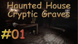 Haunted House: Cryptic Graves -  E01 - Scare Me Speachless- Gameplay Walkthrough
