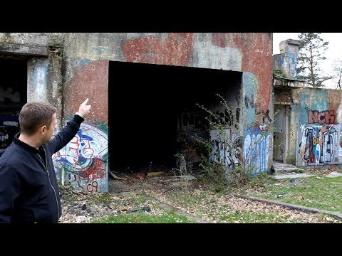 Abandoned Russian MISSILE SILO in Prague - Scary Trip